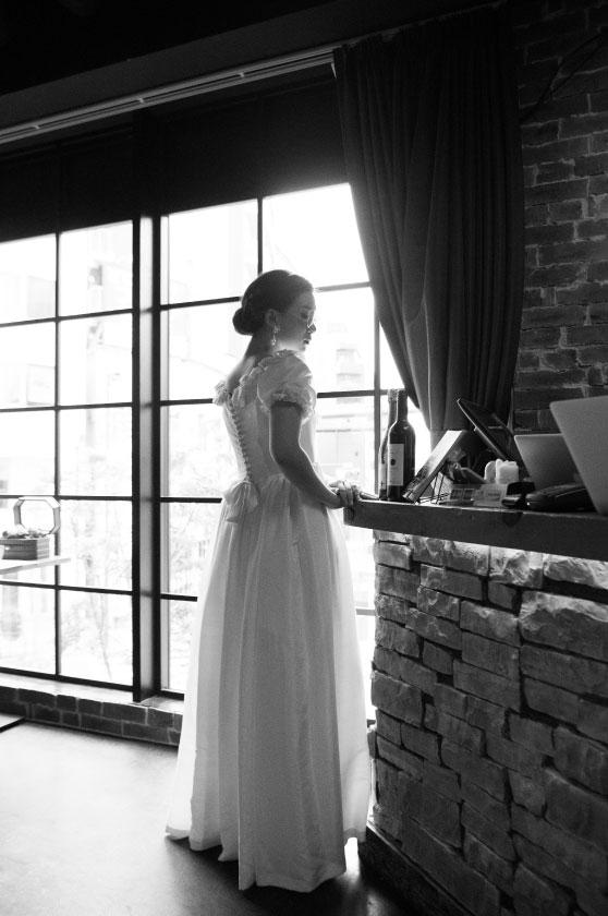 taichi uemura elmare couture wedding dress haute couture